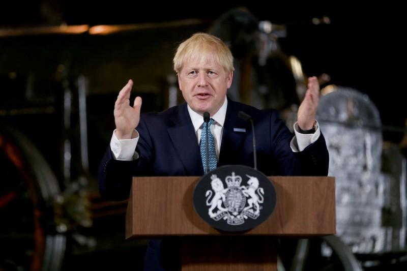 向歐盟下最後通牒!英相強生要求重談脫歐協議