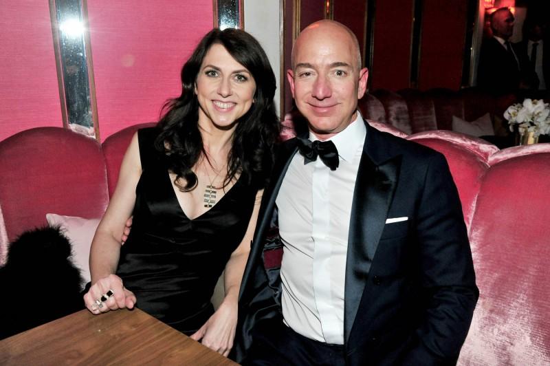 1.1兆分手費入袋!貝佐斯前妻正式成為世界3大女富豪