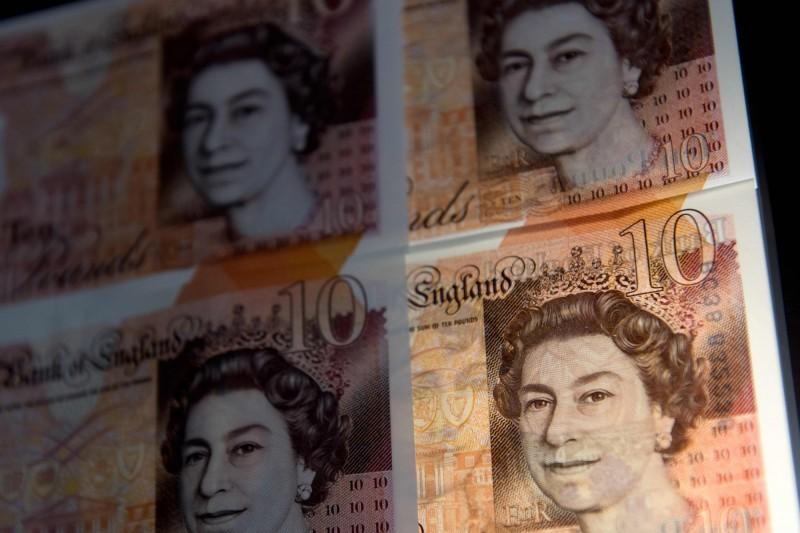 強硬脫歐派強生上任 彭博調查:英鎊恐貶至1.1美元