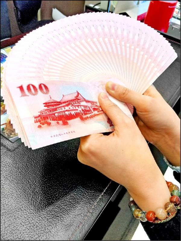 央行︰台幣重貶 國際盤因素未失序