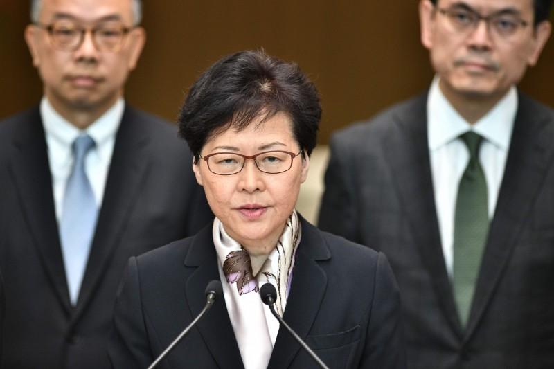為緩香港局勢 傳林鄭月娥將祭「大手筆」福利、補助平民怨