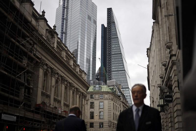 被脫歐害慘!英國Q2經濟萎縮  7年來首見