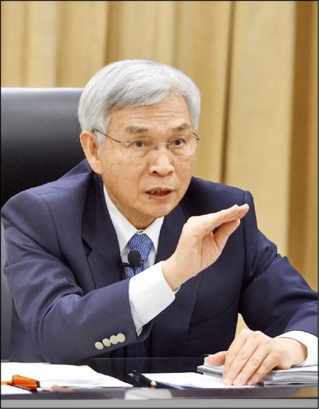 央行總裁評比 楊金龍首次就拿A級