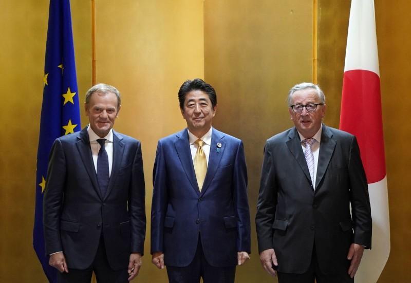 中國貶人民幣擋關稅 港媒:小心歐盟、日本加入圍攻