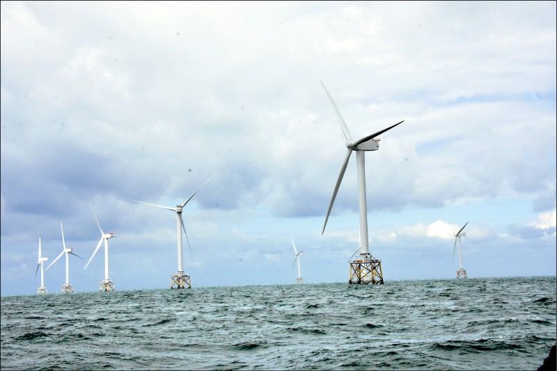 風電區塊開發月底出爐 法日荷德生力軍想加入