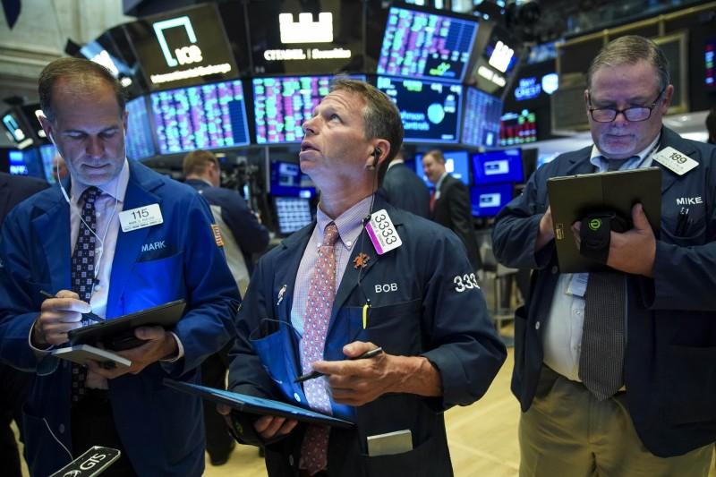 美延後對中國電子產品加稅 美股反彈道瓊漲460點