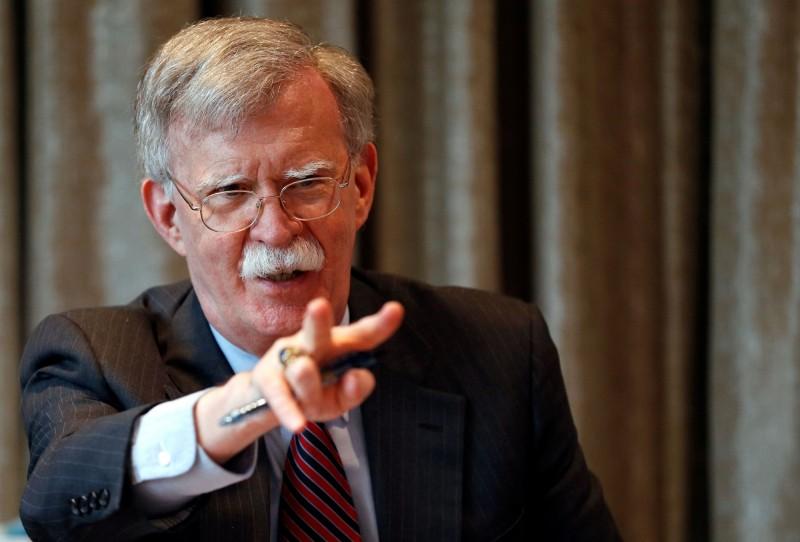 力挺英國!美國安顧問:將「熱烈支持」無協議脫歐