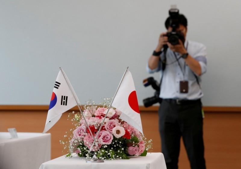 出變數?日韓本週副外長磋商傳告吹