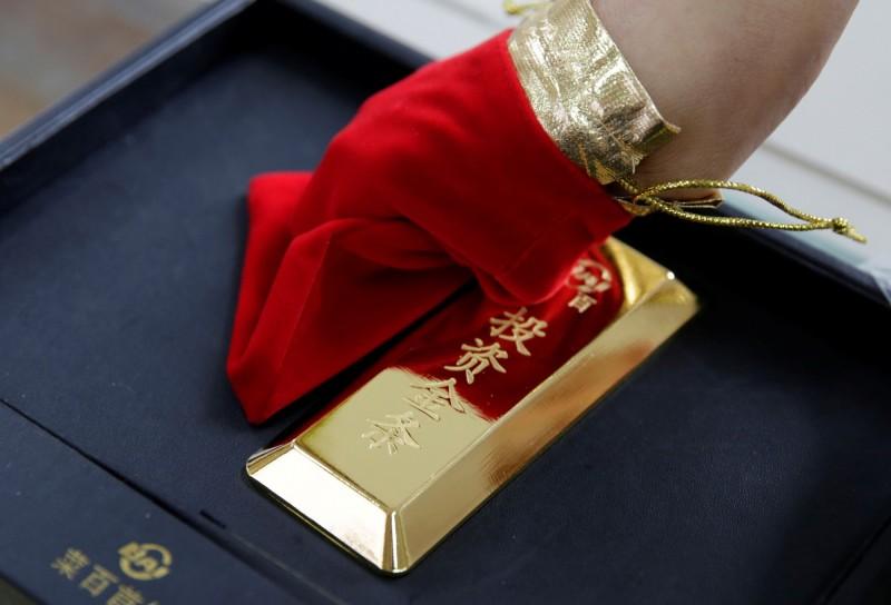 嚴防資金外流...中國傳限制黃金進口 規模「前所未見」