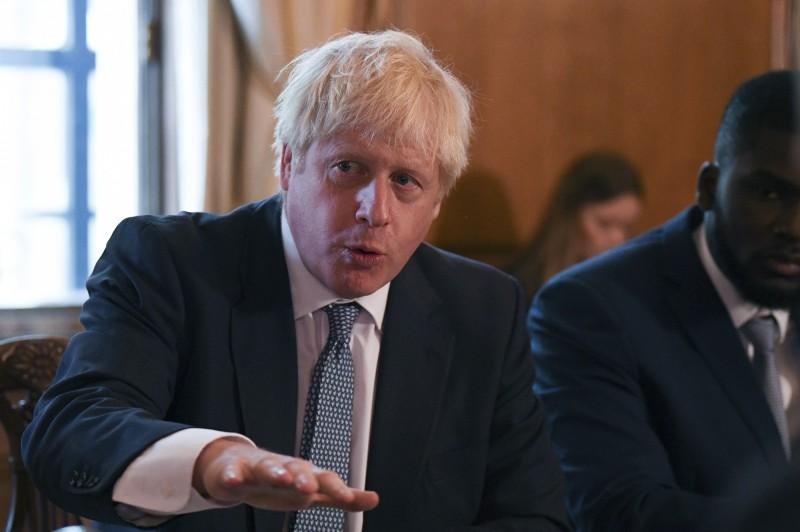 G7峰會前 強生將會德法領袖討論英國脫歐