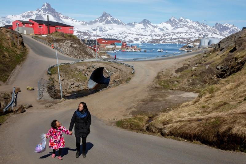 想買格陵蘭被酸 川普貼這張圖回應讓網友笑翻
