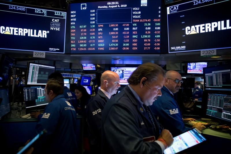 美股反彈可進場了?  小摩建議:9月再來