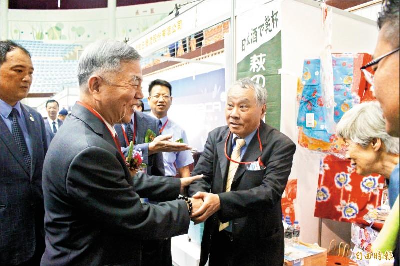 東協展中國打壓台灣》經長:經濟活動不該被政治化