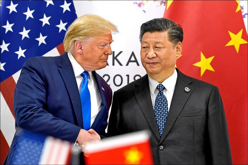 川普稱習近平「敵人」 令美企撤出中國