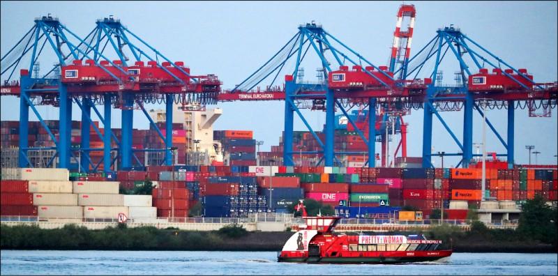Q2出口下滑 德預警步入經濟衰退