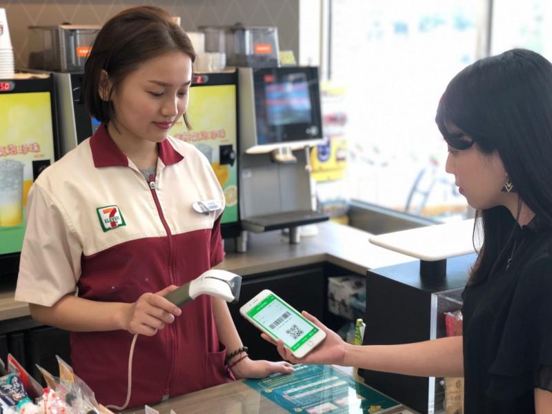 造福無卡族 「LINE Pay 一卡通帳戶」小7也可用了