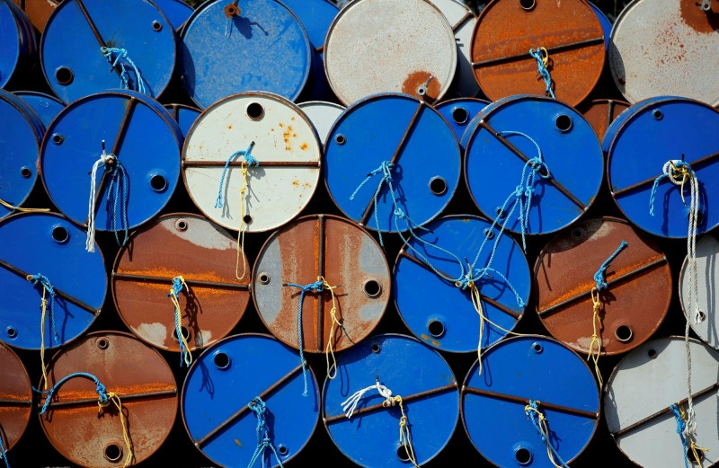 預期美原油庫存將大減 國際油價走高
