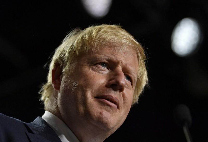 震撼彈!英政府擬迫國會休會 英鎊急挫0.9%
