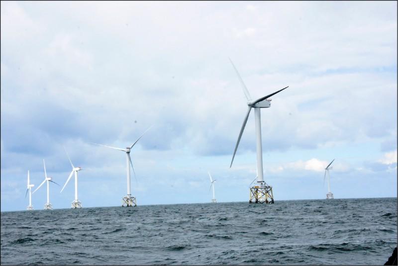 風電國產化倒數》台電二期離岸風場521億元標案 乏人問津