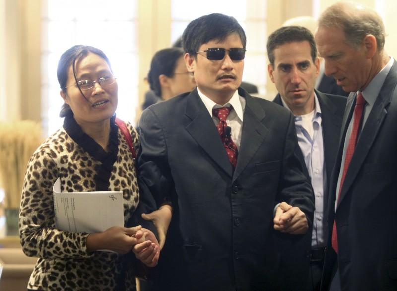 維權律師陳光誠挺川普:關稅是攻擊中共最有力工具