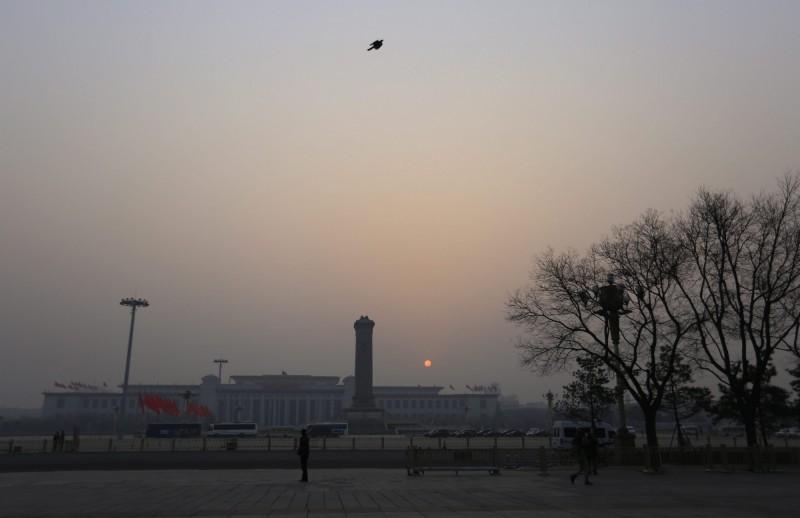 為了國慶有藍天  中國近期工業活動料將走弱
