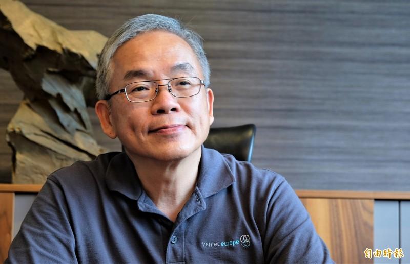 《CEO 開講》勞開陸:CCL景氣是假象  5G需求尚未開始