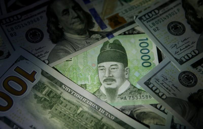 「這原因」讓南韓8月外匯儲備跌至近1年新低