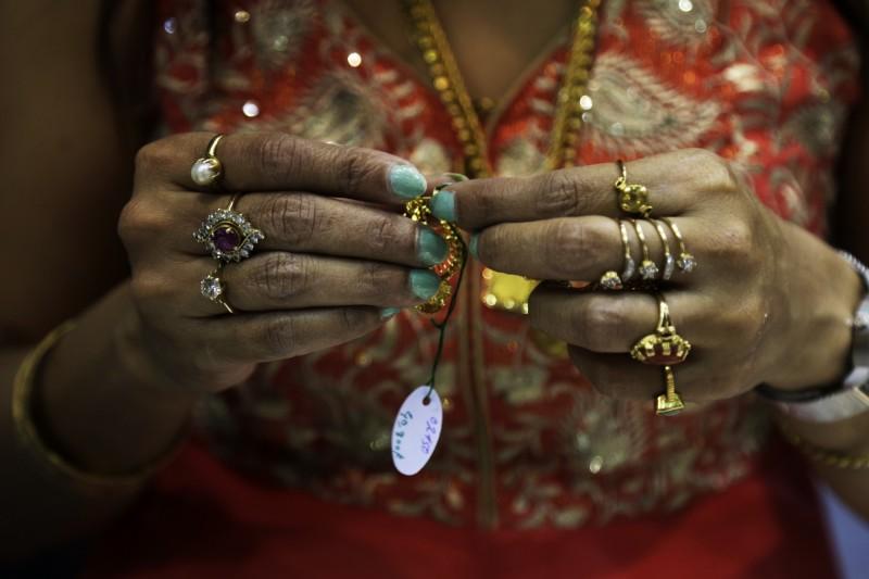 印度珠寶商慘!憂貿易戰+反送中加重衝擊港需求