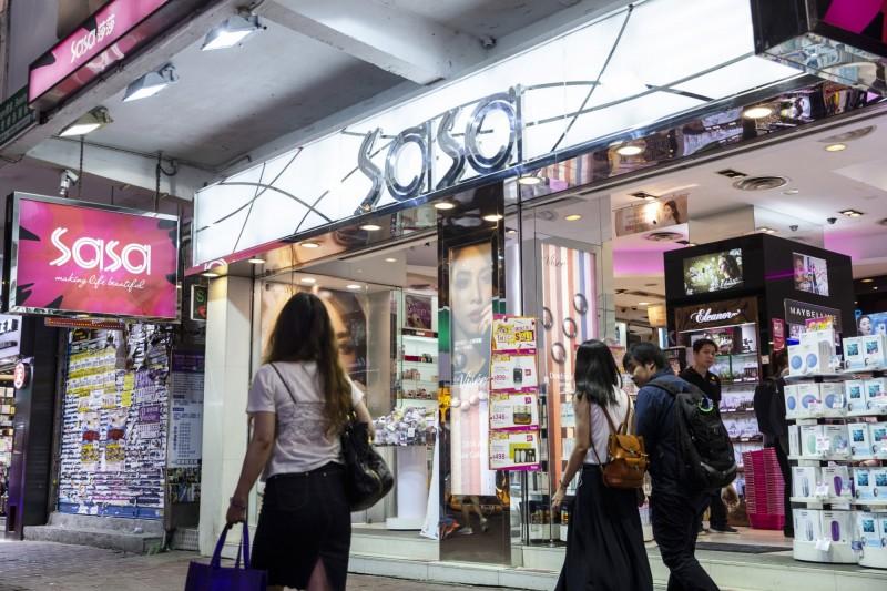 香港零售吹冷風!莎莎傳要求部份員工放無薪假