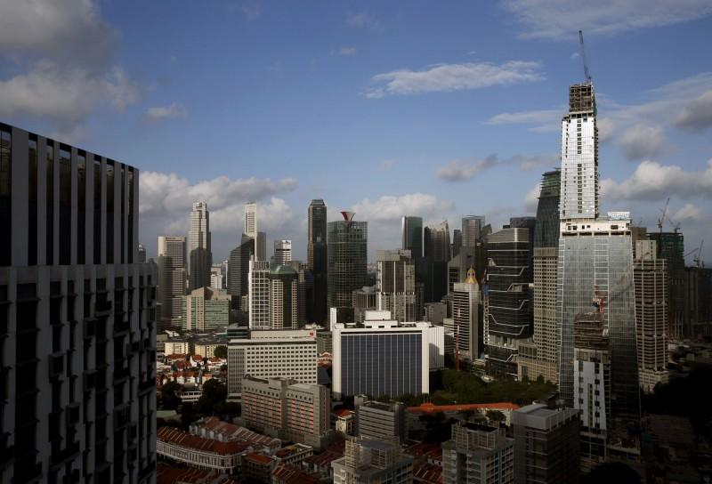 香港反送中示威衝擊 亞洲金融中心會被新加坡取代?