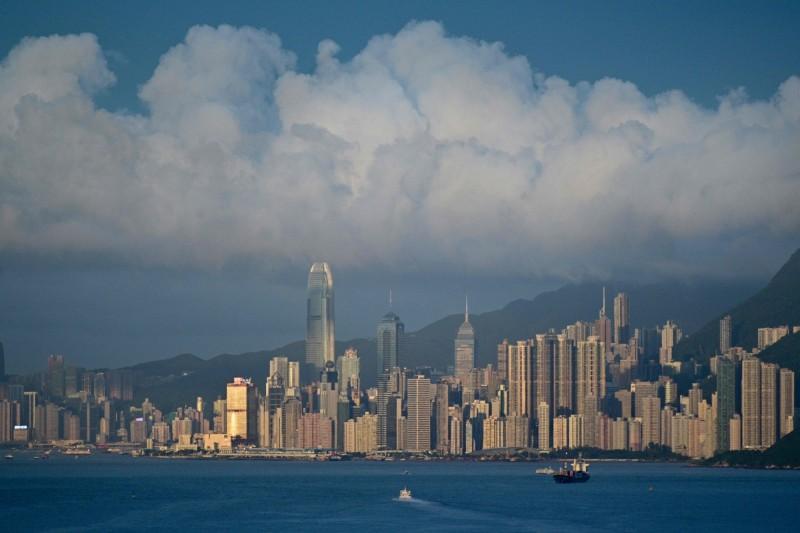 香港財政司長:香港是一帶一路首選服務平台