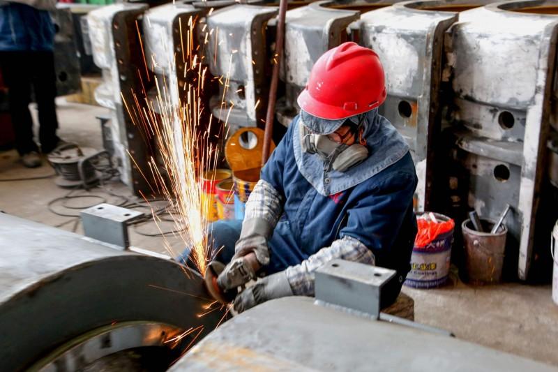中國8月PPI再萎縮 經濟學家警告全球面臨通縮壓力