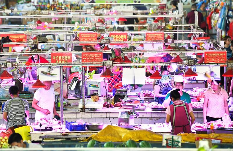 中國經濟直墜 8月PPI創3年最大跌幅