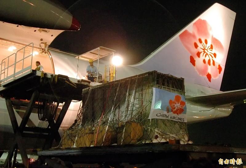 美中貿易戰影響  重創亞洲航空貨運