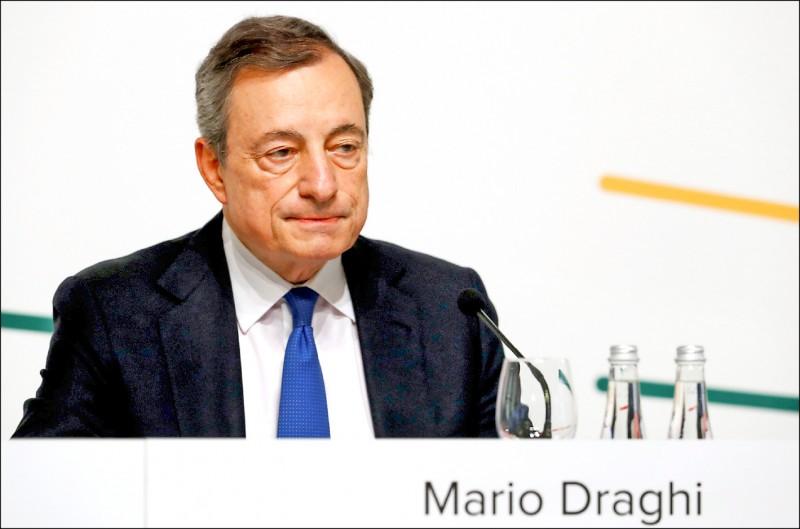 刺激經濟 歐央意外啟動QE