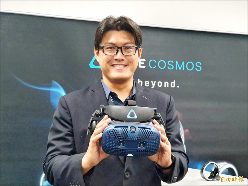 5G帶動VR銷售 宏達電看好新品