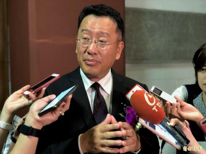 中國取消QFII限制  顧立雄:象徵意義大於實質