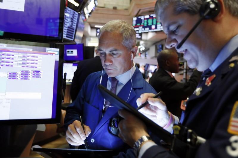 等待Fed利率決策 美股小跌