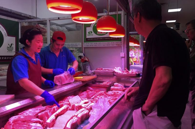 中國人吃不到豬肉 外媒分析:一連串政策錯誤所致