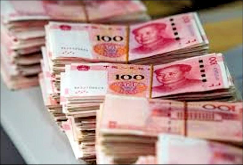 8月人民幣定存 逆勢回升