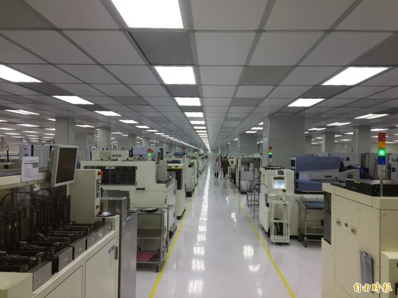 台灣逆勢成長!今年將居全球半導體設備市場之冠