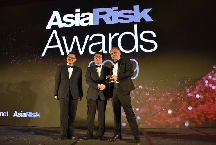 台灣首度拿下!  金管會獲頒《亞洲風險》「最佳主管機關獎」