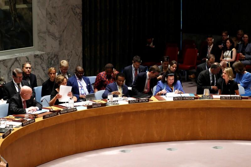 要「一帶一路」寫入安理會決議  傳中國威脅動用否決權