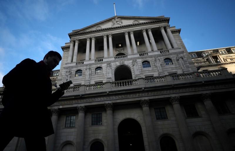 脫歐不確定性持續 英央行維持利率不變