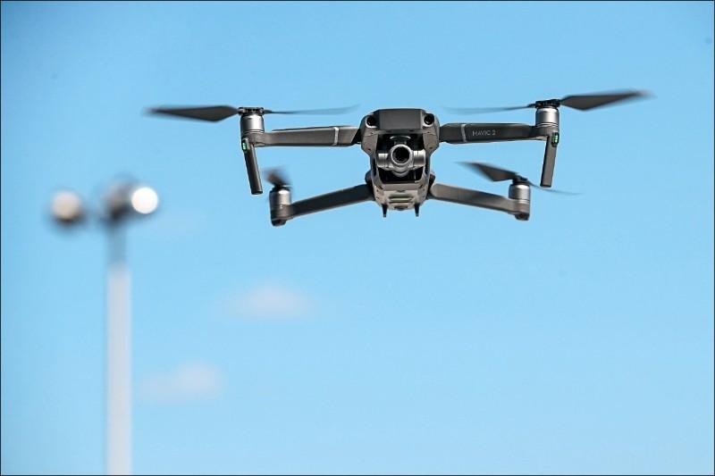 繼美國防部後 美議員提法禁聯邦機構採購中國無人機