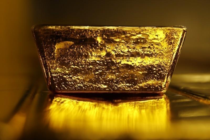 避險情緒升溫 黃金上漲8.9美元