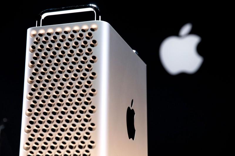 川普放行 蘋果Mac Pro 10項零組件豁免關稅