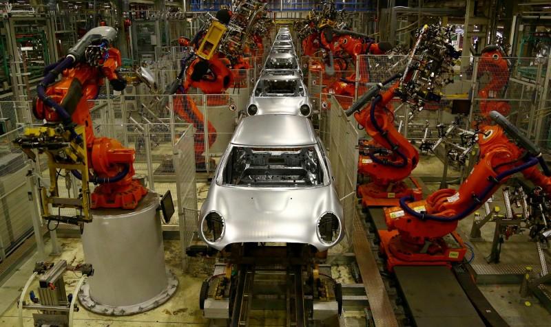 超傷!歐洲汽車團體警告:若硬脫歐英國停工每分鐘損失193萬