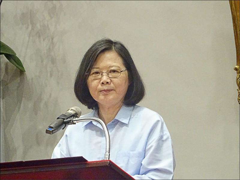 接見EKF盼借鏡丹麥經驗 總統:打造台灣為亞洲離岸風電聚落