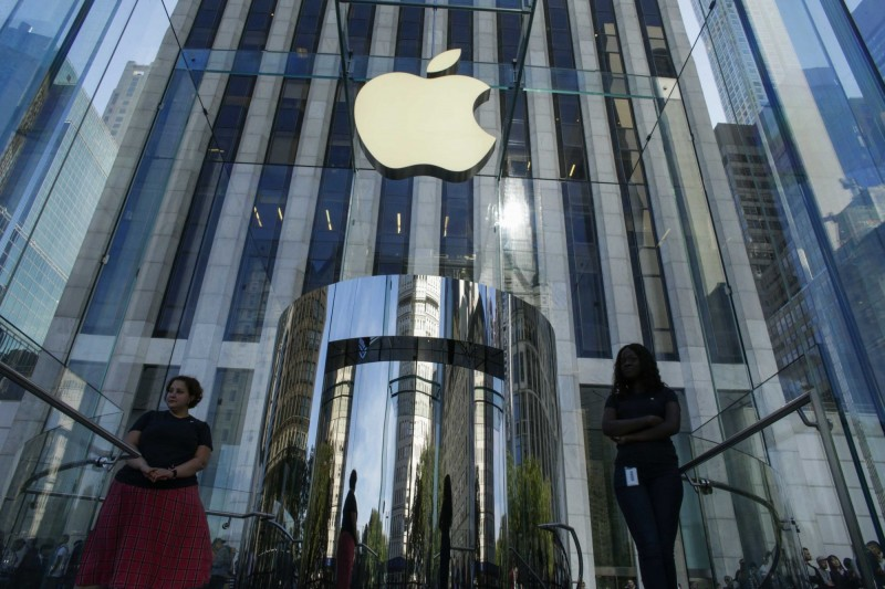 力拼轉型不被看好?華爾街分析師:蘋果估值「不再吸引人」